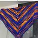 Wollmeister Shawl pattern
