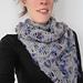 Heather - Seafoam Stitch Shawlette pattern