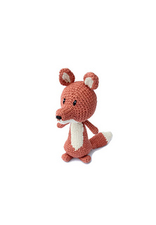 Ravelry: Cute Amigurumi Fox pattern by Anna S. | 320x222