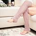 Keep-Me-Warm Leg Warmers - Crochet pattern