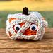 Lil Monsters Mummy Pumpkin pattern