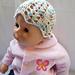 Bellflower hat pattern