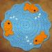 Fishbowl Place Mat pattern