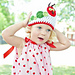 A Hungry Caterpillar Hat pattern