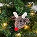 Rudolf Reindeer Ornament pattern