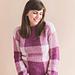 Gingham Sweater pattern