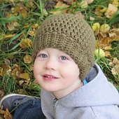 Quick and Easy Brimmed Beanie for Men and Boys