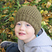 Quick and Easy Brimmed Beanie pattern