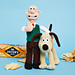 Wallace & Gromit pattern