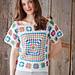 Boho Pullover pattern