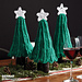 Christmas Tree Bottle Topper pattern