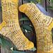 Issey Socks pattern