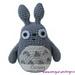 Grey Totoro pattern