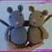 Amigurumi Mouse Tutorial pattern