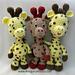 Little Bigfoot Giraffe 2014 pattern