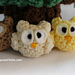 Nugget the Lil' Owl pattern