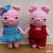 Three Little Pigs pattern