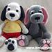 Cuddle Me Puppy pattern