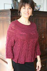 Artyarns 5 Ply Cashmere Pullover