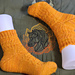 Beltane Meditation Socks pattern
