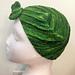 Vintage inspired head wrap pattern