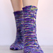 I'm So Hoppy Socks pattern