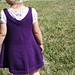 Violet Dress pattern