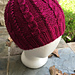 Cables & Twists Beanie pattern
