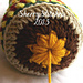 Blossom Bag Yarn Saver - Large pattern