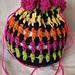 Blossom Bag Yarn Saver - Small pattern