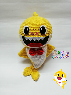 AMIGURUMI Baby Shark part 1 - YouTube | 320x240