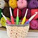 Cable Stitch Basket pattern