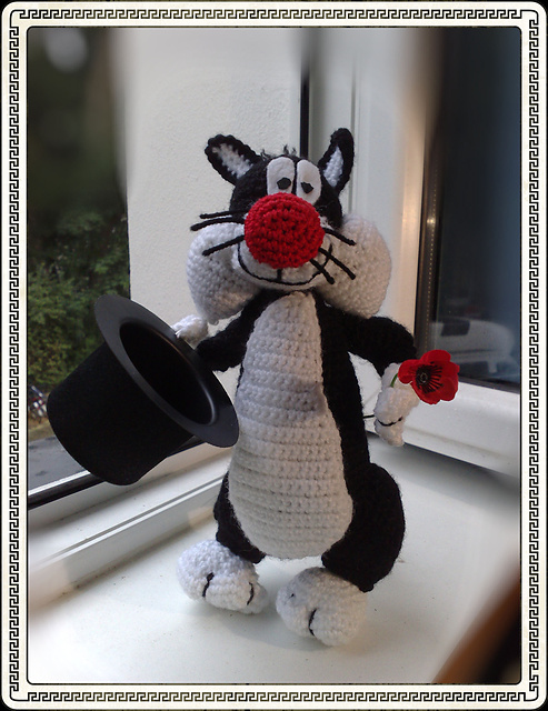 Ravelry: Baby Looney Tunes pattern by Gretel Crespo | 640x493
