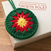 Effortless Christmas Bauble pattern