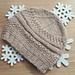 Simple sample hat pattern