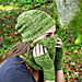Stairway to heaven Green Edition Hat pattern