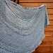 Clouds in the Sky Shawl pattern