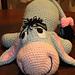 Eeyore - the Winnie the Pooh friend - amigurumi doll crochet pattern pattern