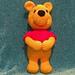Winnie the Pooh amigurumi doll pattern