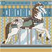 Carousel Horse pattern