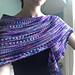 Trio Shawl pattern