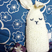 Sleepy Bunny Softie pattern