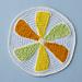 Pinwheel Mandala pattern