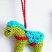 Dala Horse pattern