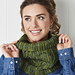 Pine Forest Cowl pattern