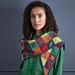 Delaunay Shawl pattern