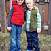 The Marek Puffy Vest (child sizes) pattern