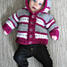 Dylan Cardigan - Infant Sizes pattern