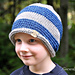 Michelle Beanie and Slouch pattern