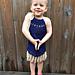 Mary Beach Dress | Child Sizes pattern